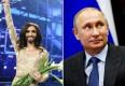 Conchita-Wurst-and-Vladimir-Putin