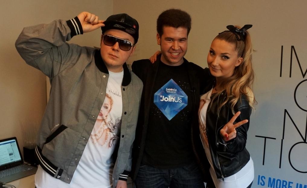 Dobry wieczór Europo - Donatan i Cleo za kulisami Eurowizji - Maciej Mazański