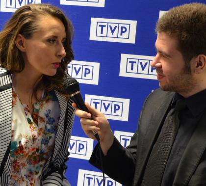 Monika Kuszyńska i Maciej Mazański (wywiad, eurowizja.org)