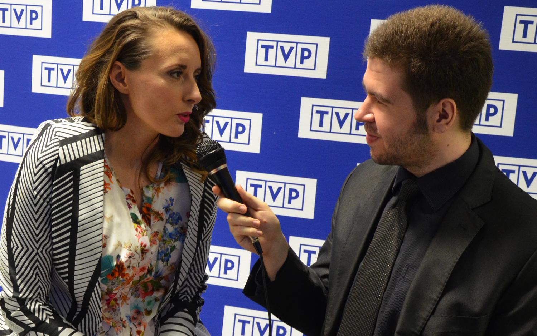 Monika Kuszyńska i Maciej Mazański
