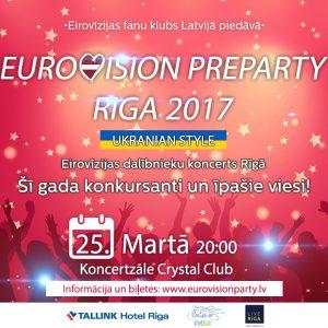 Eurovision Pre-Party Riga