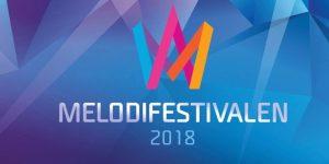 Szwecja: Melodifestivalen 2018 - deltävling 3