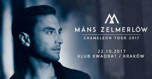 Koncert Månsa Zelmerlöwa w Krakowie @ Stanisława Skarżyńskiego 1,