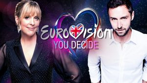WIELKA BRYTANIA: Eurovision: You Decide 2018 - finał @ Brighton Dome