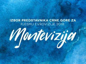 Czarnogóra: Publikacja listy uczestników Montevizija 2018