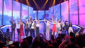 Hiszpania: Ogłoszenie piosenek Eurovision Gala