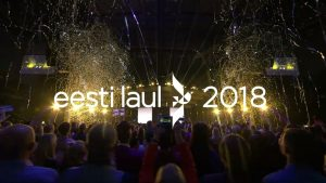 Estonia: Eesti Laul 2018 - półfinał 1