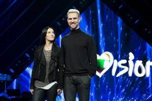 Litwa: Eurovizijos dainų konkurso nacionalinė atranka - odcinek 1