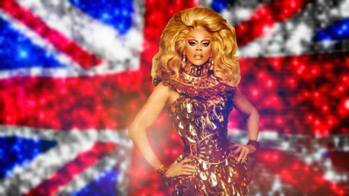 Czy RuPaul powalczy o trofeum Eurowizji? (Fot. oryginalne VH1)