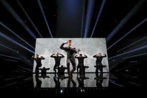"Rosja: Premiera piosenki ""Scream"""