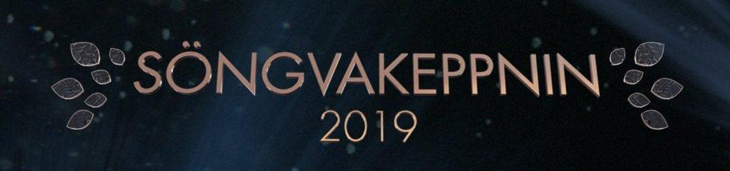 Logo Söngvakeppnin 2019 (fot. RÚV)