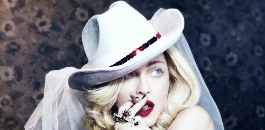 Madonna (fot. oficjalna strona artystki)