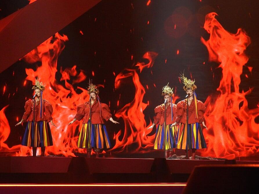 Eurowizja 2019, Tulia