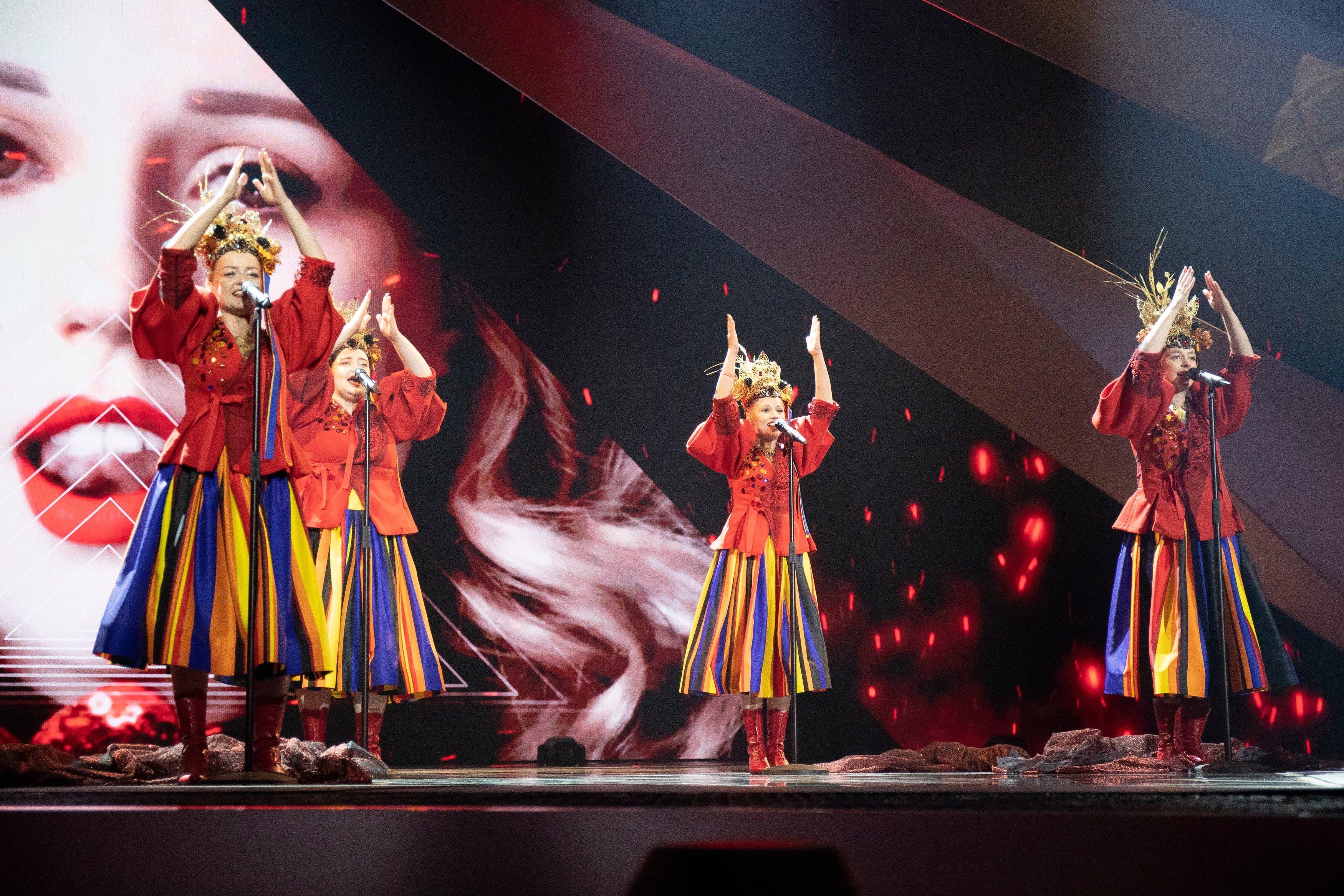 Eurovision Again, Tulia, Eurowizja 2019