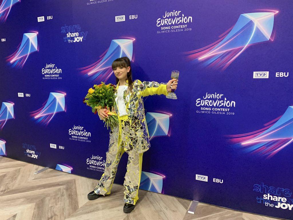 Eurowizja Junior, Viki Gabor