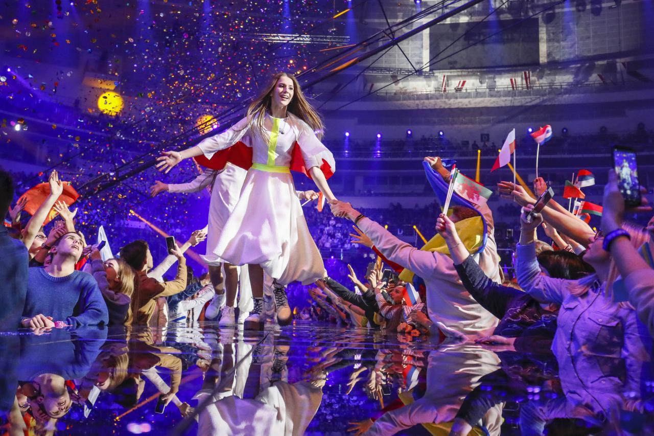 Eurowizja Junior, Roksana Węgiel, Roxie