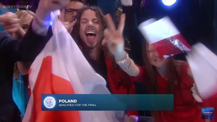 Michał Szpak, Eurowizja 2016, Polska