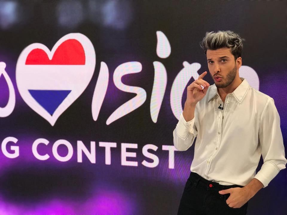 Eurowizja, Hiszpania, Blas Cantó
