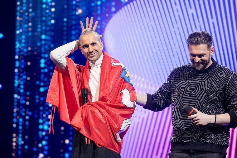 Pabandom iš naujo, The Roop, Litwa, Eurowizja
