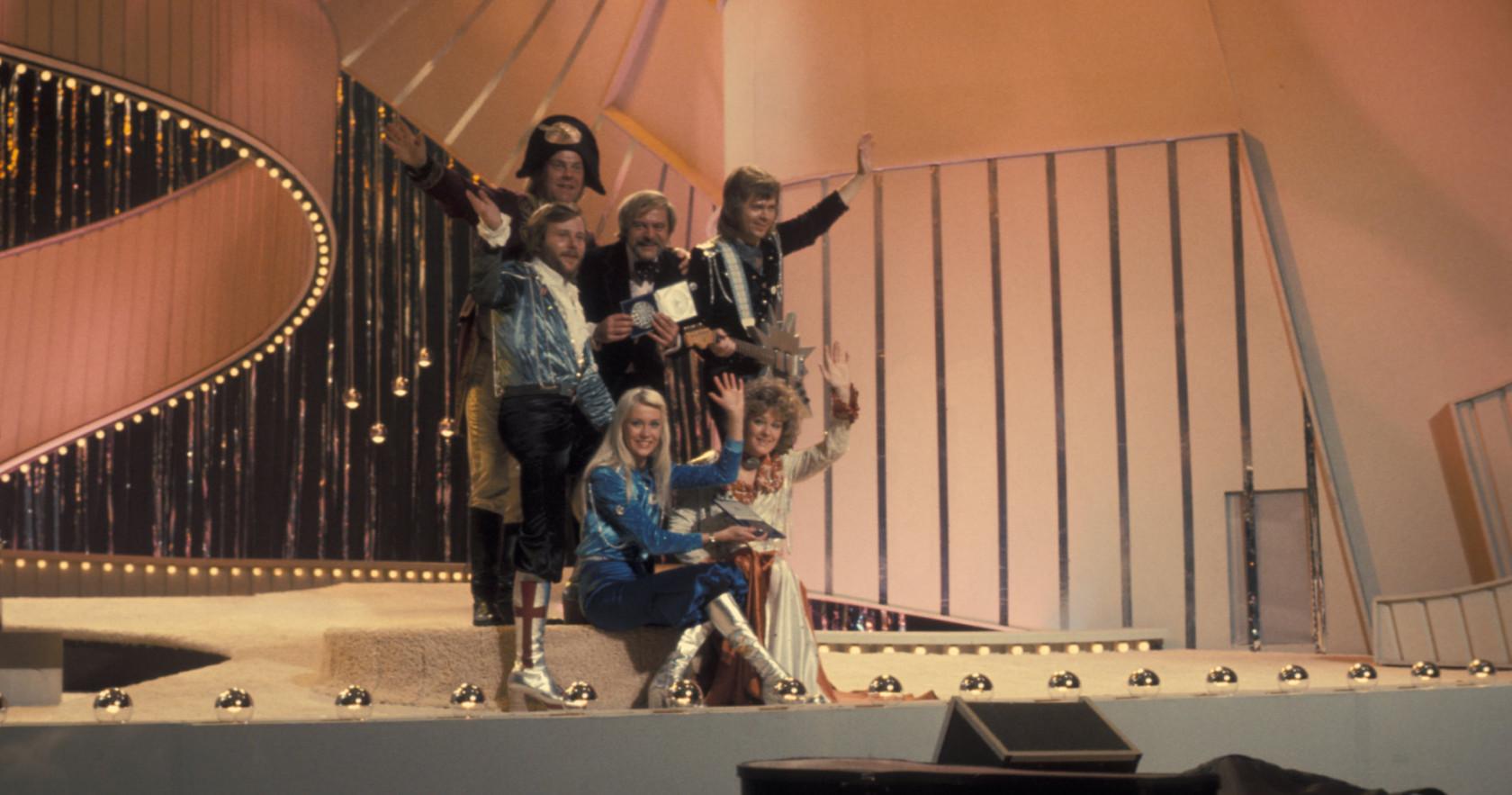 Eurowizja 1974, ABBA, Szwecja