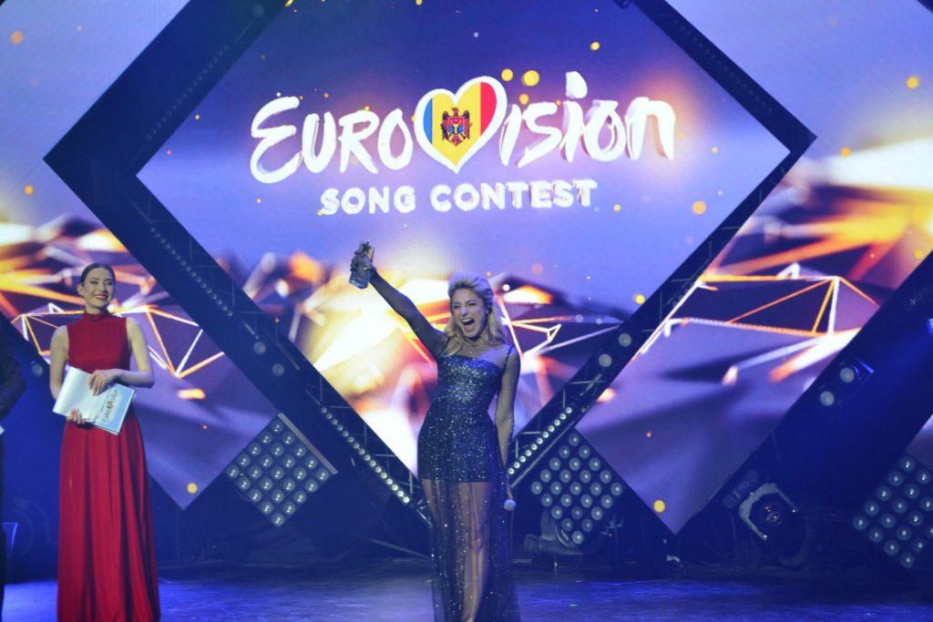 Natalia Gordienko, Eurowizja 2021, O Melodie Pentru Europa