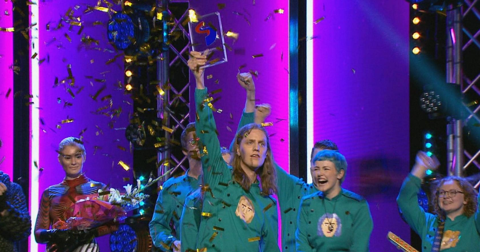 Islandia, Eurowizja 2020, Söngvakeppnin