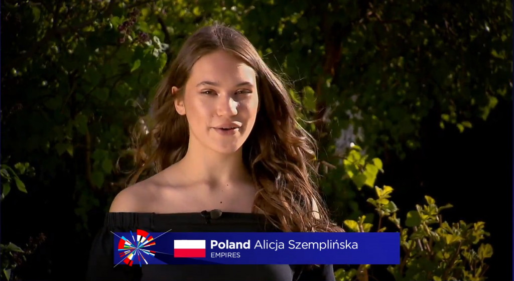 Eurowizja Junior 2020, Alicja Szemplińska