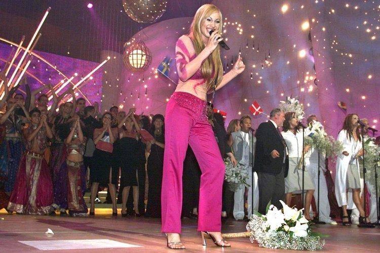 Eurowizja 1999 Charlotte Perrelli