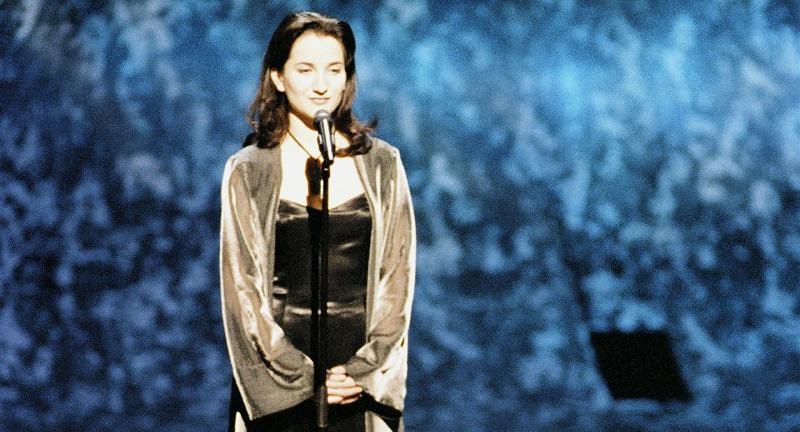 Eurowizja 1995 Justyna Steczkowska