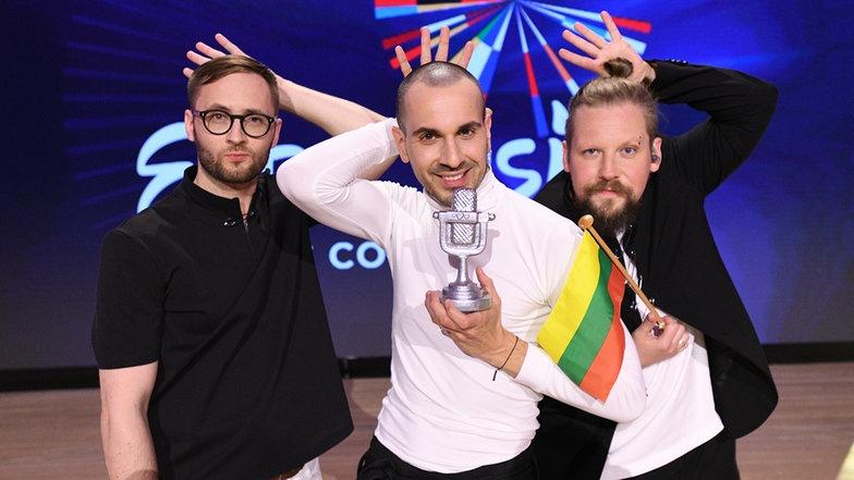 Eurowizja 2021, The Roop