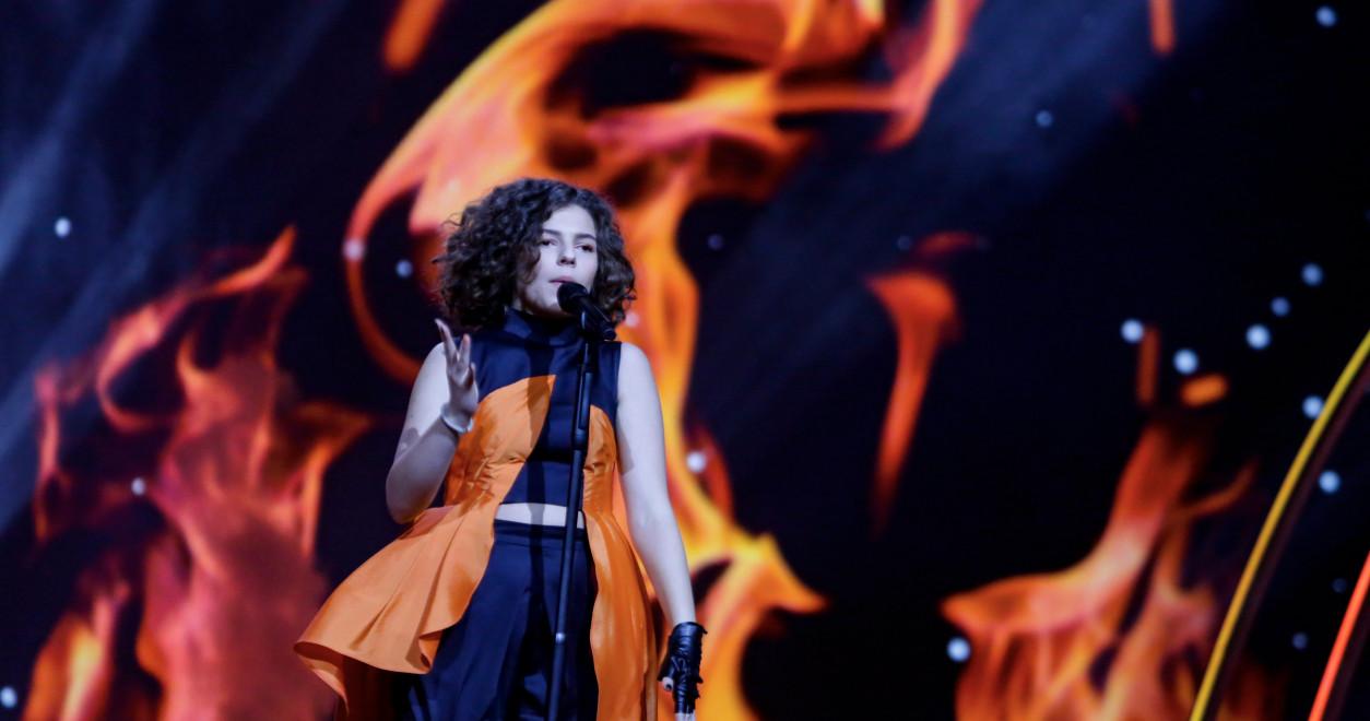 Mila Moskov - reprezentantka Macedonii Północnej podczas Eurowizji Junior 2021