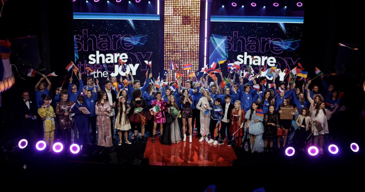 Eurowizja Junior, Gliwice, uczestnicy