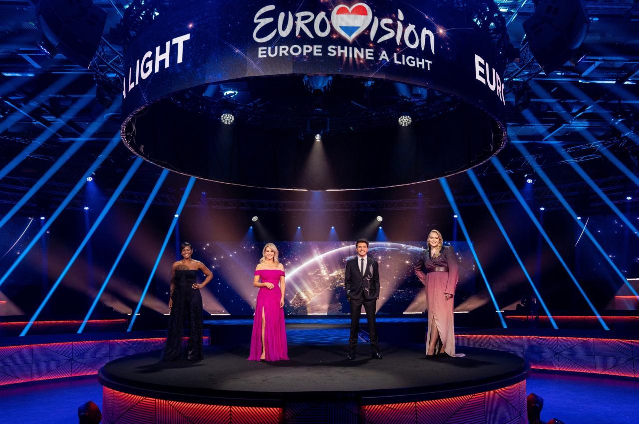 Eurowizja 2021 prowadzący