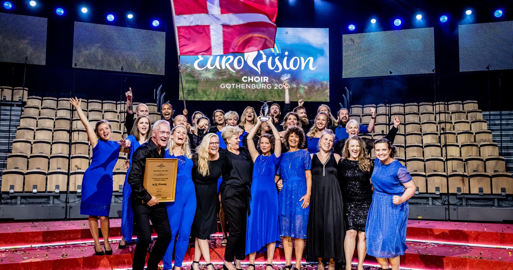Eurowizja Chórów 2019