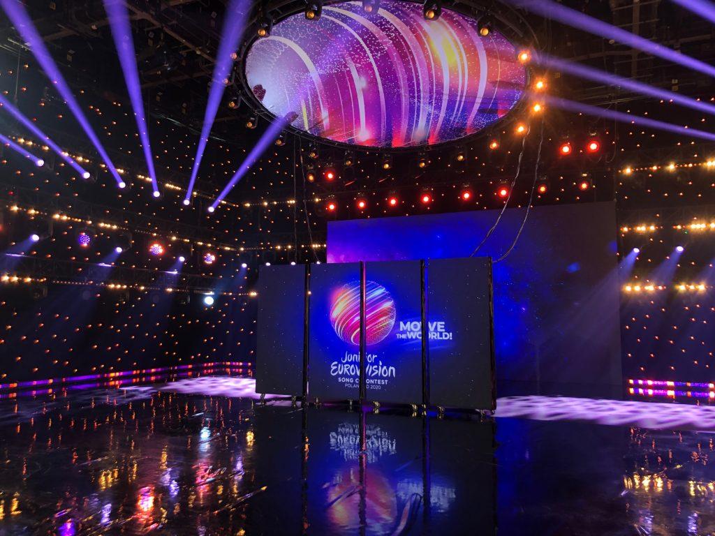 Eurowizja Junior, Move The World