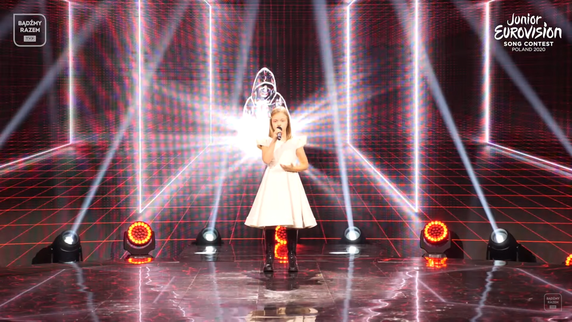 Ala Tracz, Eurowizja Junior 2020, występ