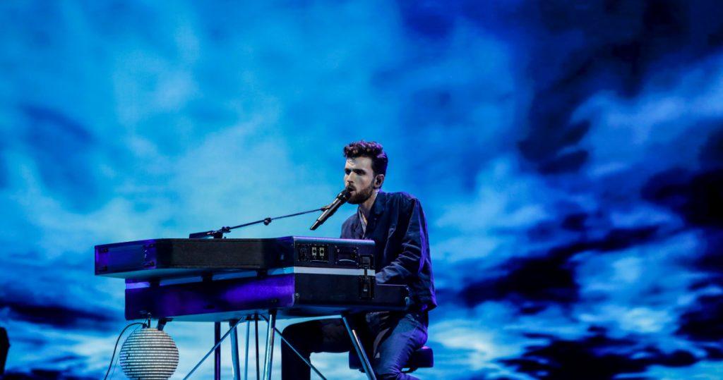 Duncan Laurence uświetni finał Eurowizji Junior 2020 (fot. EBU)