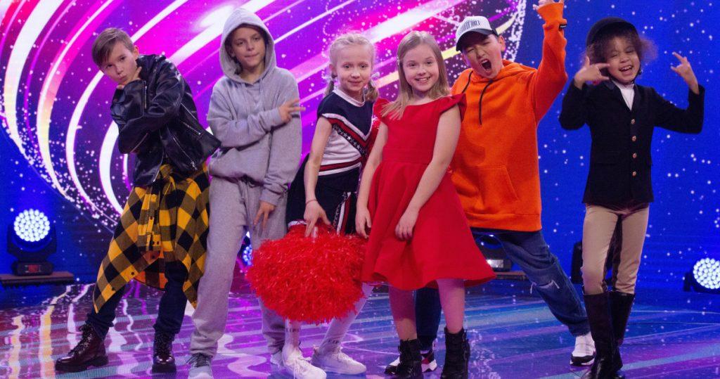 Eurowizja Junior 2020, Ala Tracz, tancerze