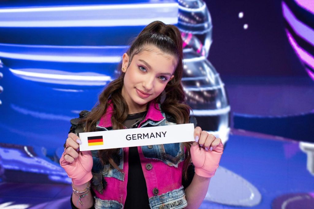 Eurowizja Junior 2020, Viki Gabor, Niemcy