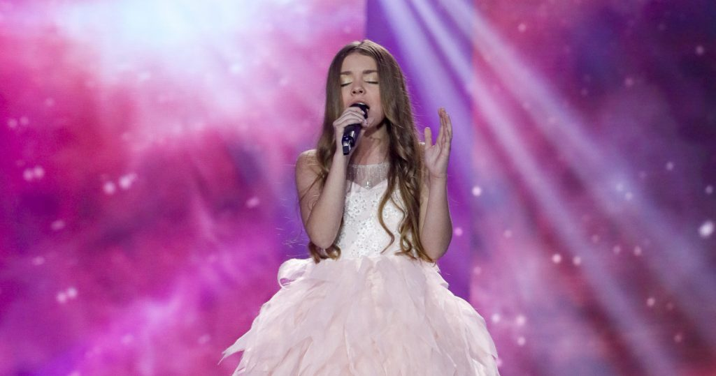 Eurowizja Junior, Olivia Wieczorek