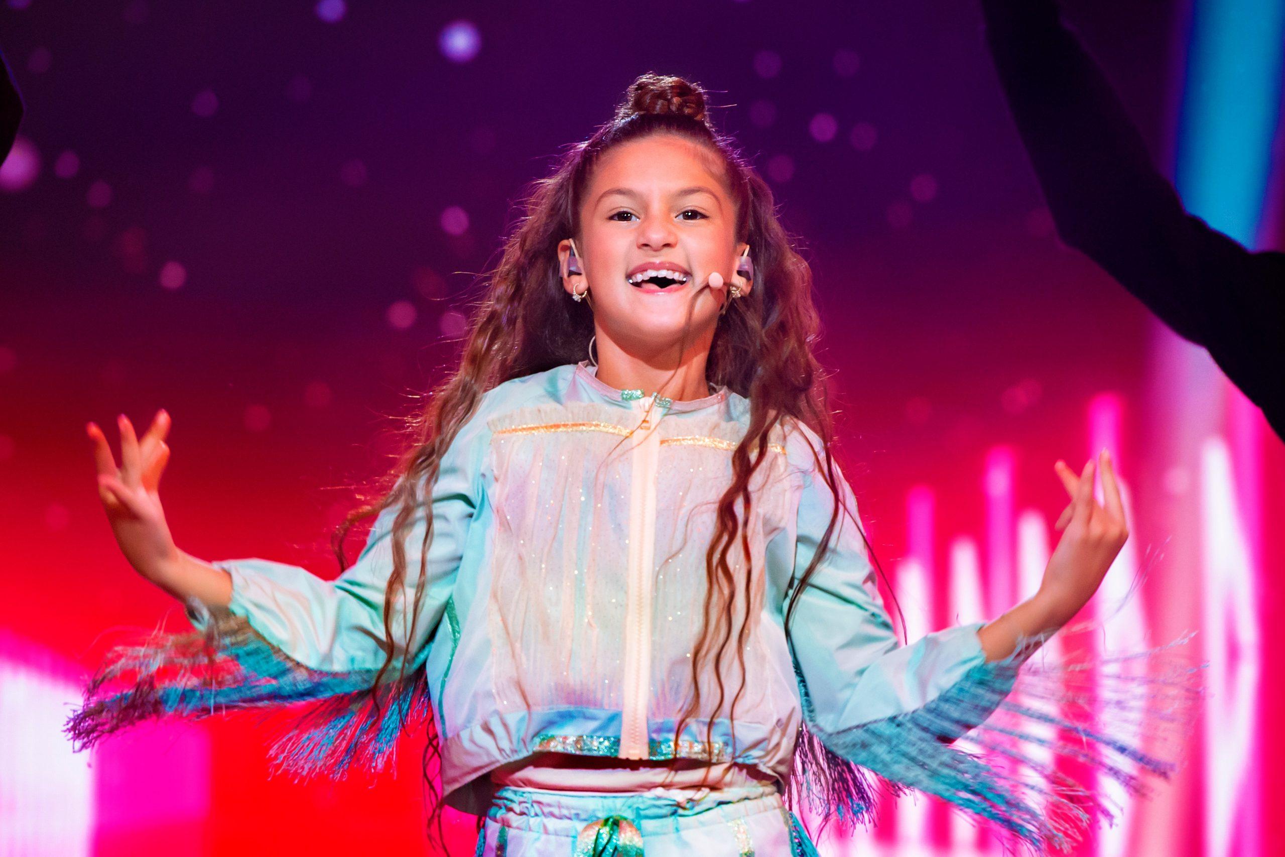 Eurowizja Junior 2020, Hiszpania, Solea