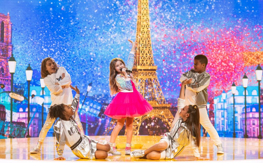 Eurowizja Junior 2020, Francja, Valentina