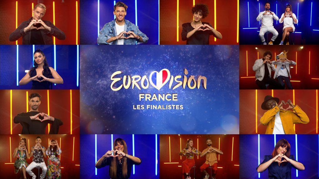 Eurowizja 2021, Francja
