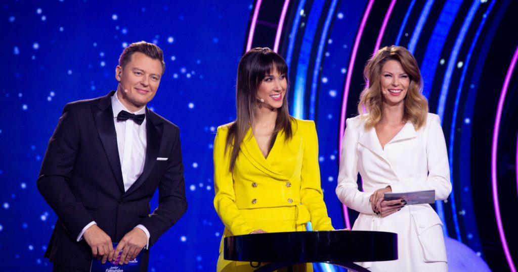 Eurowizja Junior 2020 prowadzący