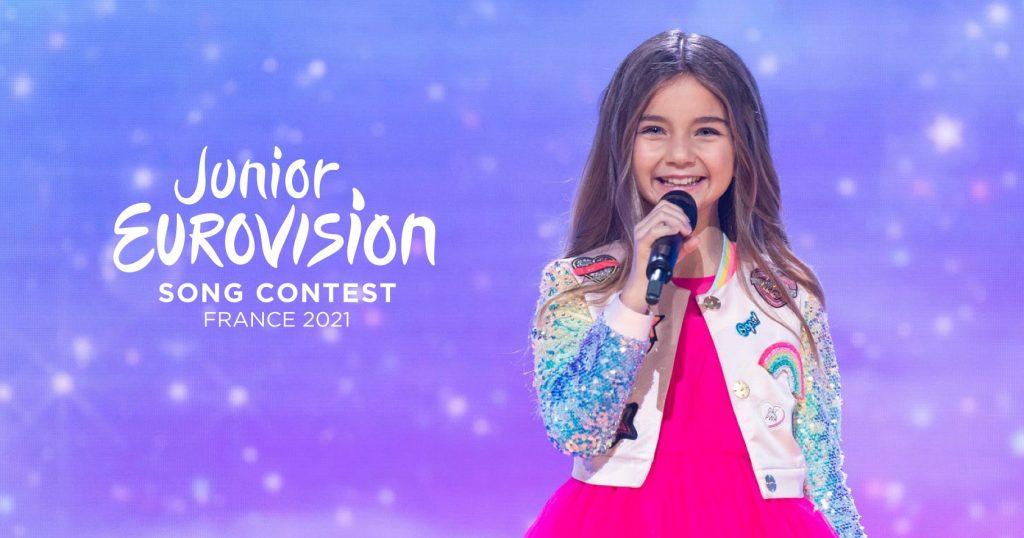 Eurowizja Junior 2021 Francja