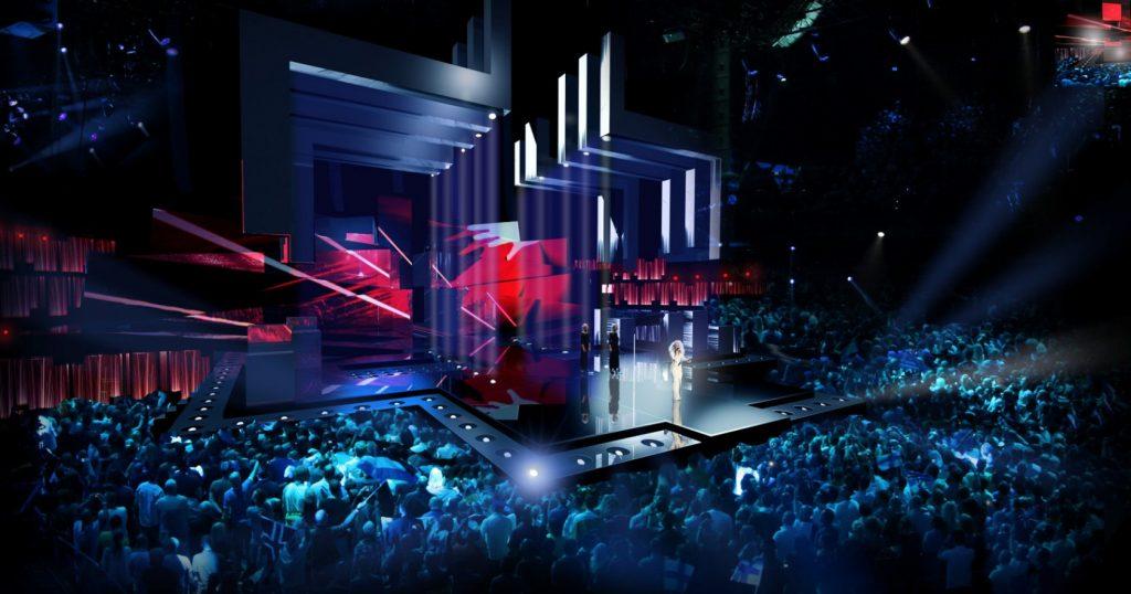 Eurovision Again, Eurowizja 2016