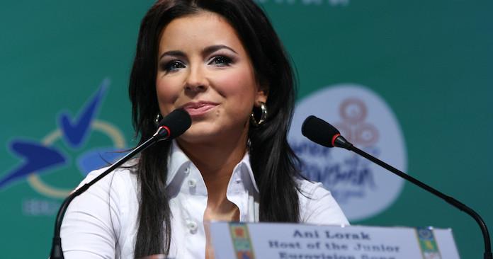 Ani Lorak -Junior Eurovision