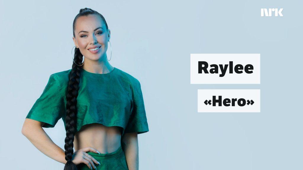 Melodi Grand Prix 2021, Raylee