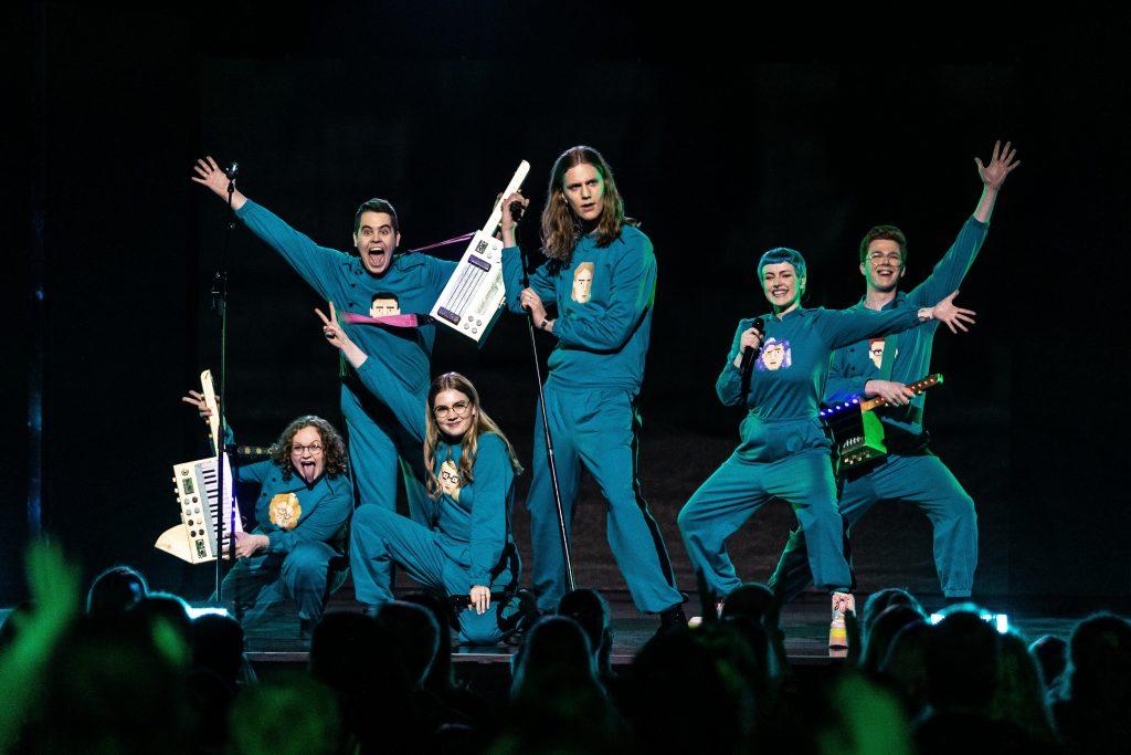 Eurowizja 2021, Dadi Freyr, Islandia