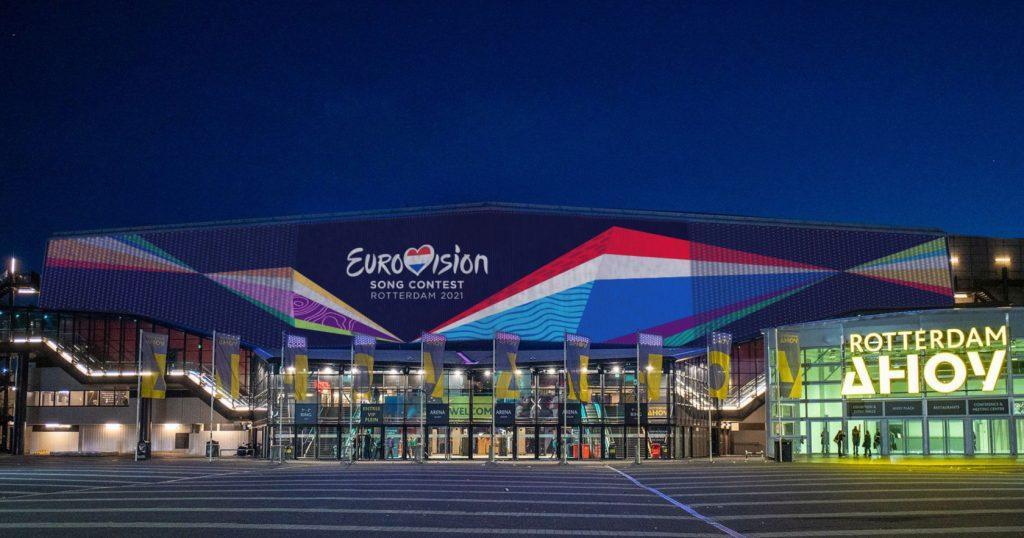 Eurowizja 2021, Holandia, Rotterdam